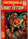 Incredible Science Fiction #30