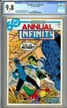 Infinity Inc. Annual #1