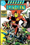 Infinity Inc. Special #1