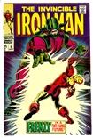 Iron Man #5