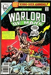 John Carter Warlord of Mars Annual #1