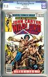 John Carter Warlord of Mars #20
