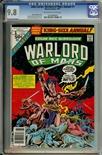 John Carter Warlord of Mars Annual #1