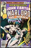 John Carter Warlord of Mars #17