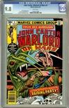 John Carter Warlord of Mars #4