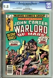 John Carter Warlord of Mars #6