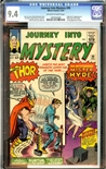 Journey Into Mystery #99