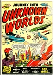 Journey Into Unknown Worlds #36 (#1)
