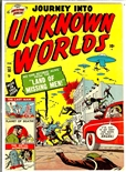 Journey Into Unknown Worlds #38 (#3)