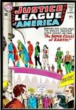 Justice League of America #19