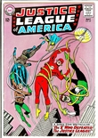 Justice League of America #27