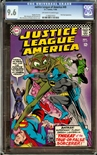 Justice League of America #49