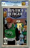Justice League America #53