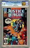 Justice League America #55