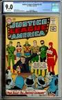 Justice League of America #8