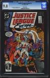 Justice League Europe #3