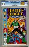 Justice League America #63