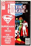 Justice League America #70
