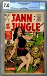 Jann of the Jungle #10