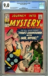 Journey Into Mystery #100