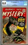 Journey Into Mystery #58