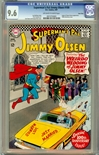 Superman's Pal Jimmy Olsen #100