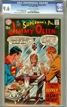 Superman's Pal Jimmy Olsen #124