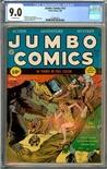 Jumbo Comics #13