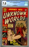 Journey Into Unknown Worlds #14