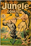 Jungle Comics #100