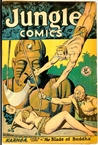 Jungle Comics #101