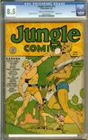 Jungle Comics #13