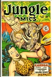 Jungle Comics #155