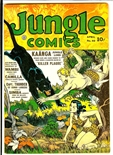 Jungle Comics #40