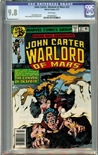 John Carter Warlord of Mars #22