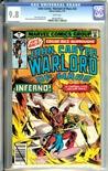 John Carter Warlord of Mars #25