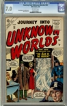 Journey Into Unknown Worlds #35