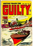 Justice Traps the Guilty #58