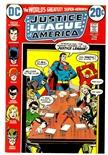 Justice League of America #105