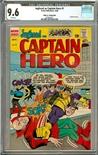 Jughead as Captain Hero #1