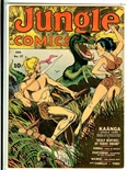 Jungle Comics #37