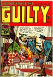 Justice Traps the Guilty #50