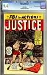 Justice Comics #7 (#1)