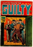 Justice Traps the Guilty #57