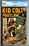 Kid Colt #107