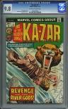 Ka-Zar (Vol 2) #7