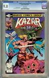 Ka-Zar the Savage #3