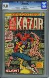 Ka-Zar (Vol 2) #14