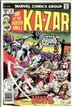 Ka-Zar (Vol 2) #18