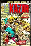 Ka-Zar (Vol 2) #3